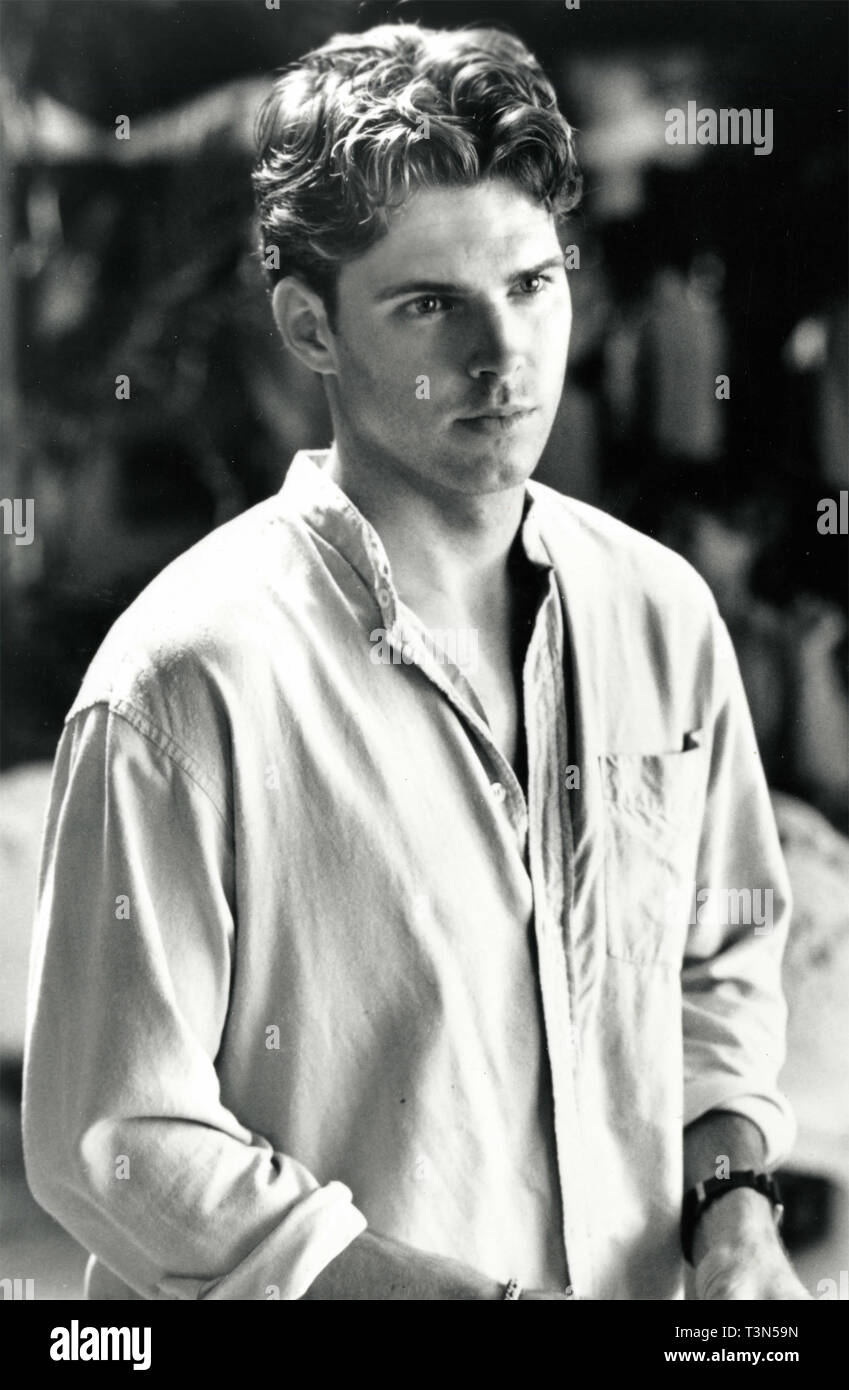 Actor Dalton James in the movie My Father, the Hero, 1991