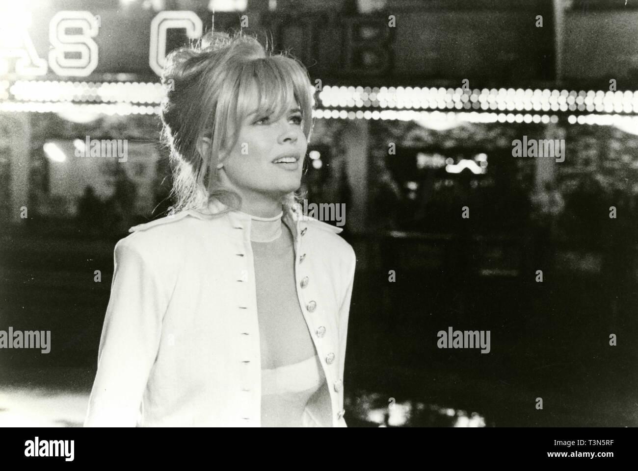 Kim Basinger In The Movie Cool World 1992 Stock Photo Alamy