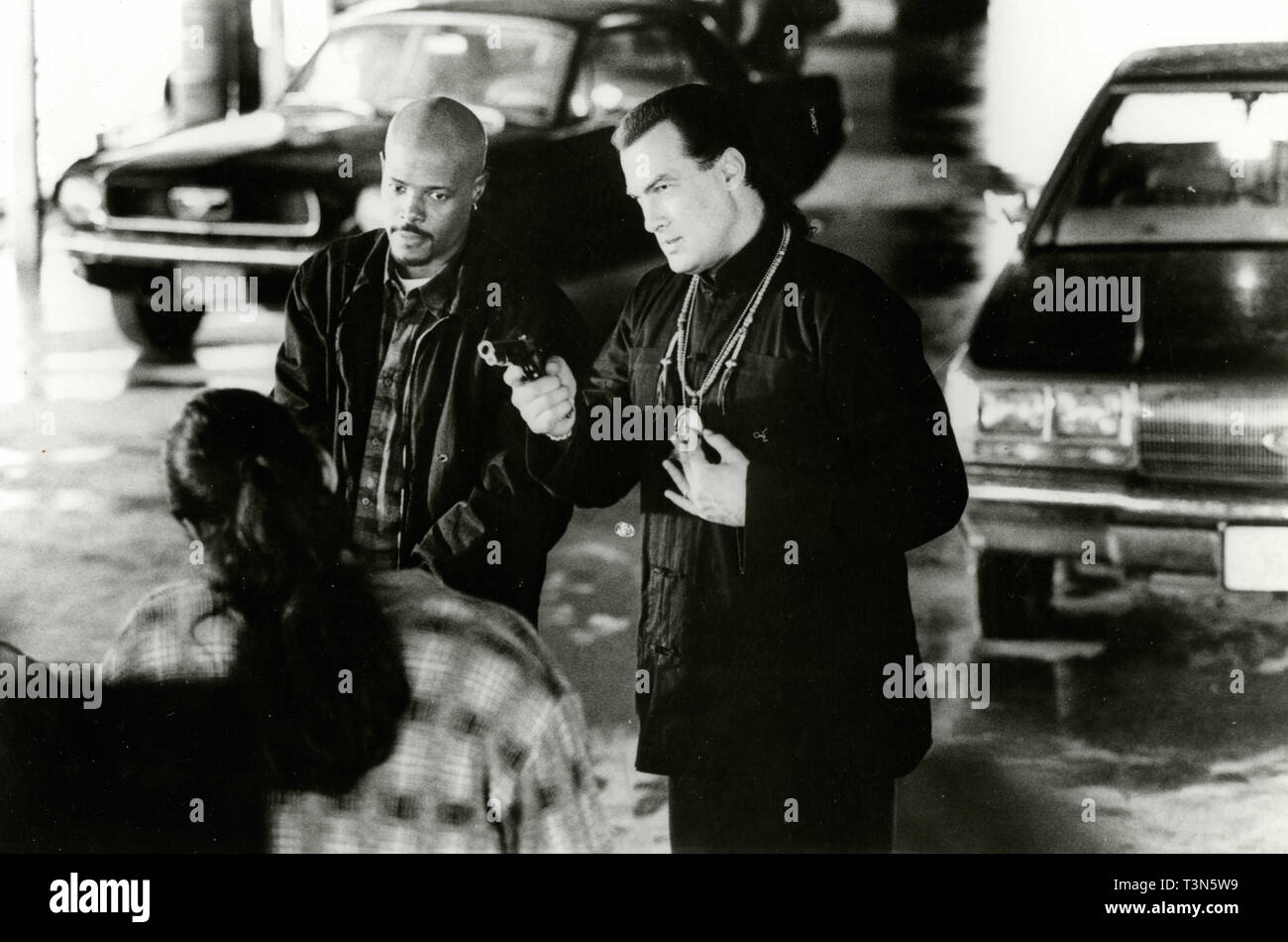 The Glimmer Man 1996 Keenen Ivory Wayans Stock Photos The