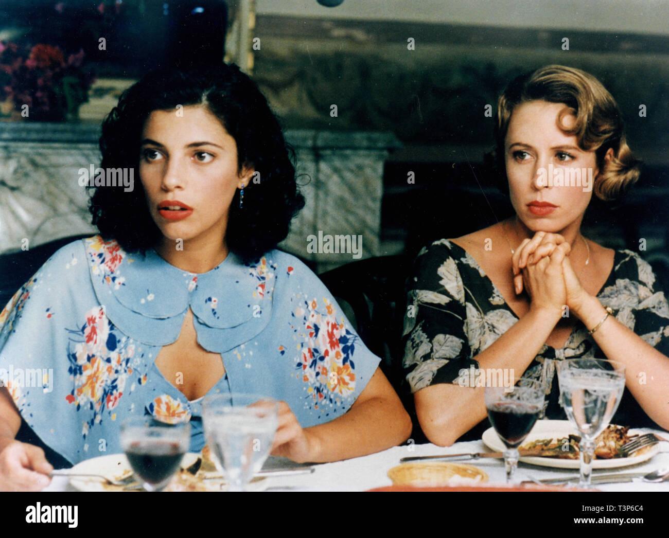 Candela Peña and Maribel Verdú in La Celestina, 1996 - Stock Image