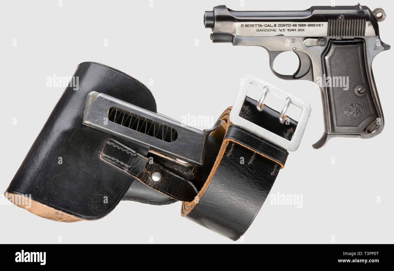 Pistols, Remington New Model Pocket, caliber  31, Italy, with