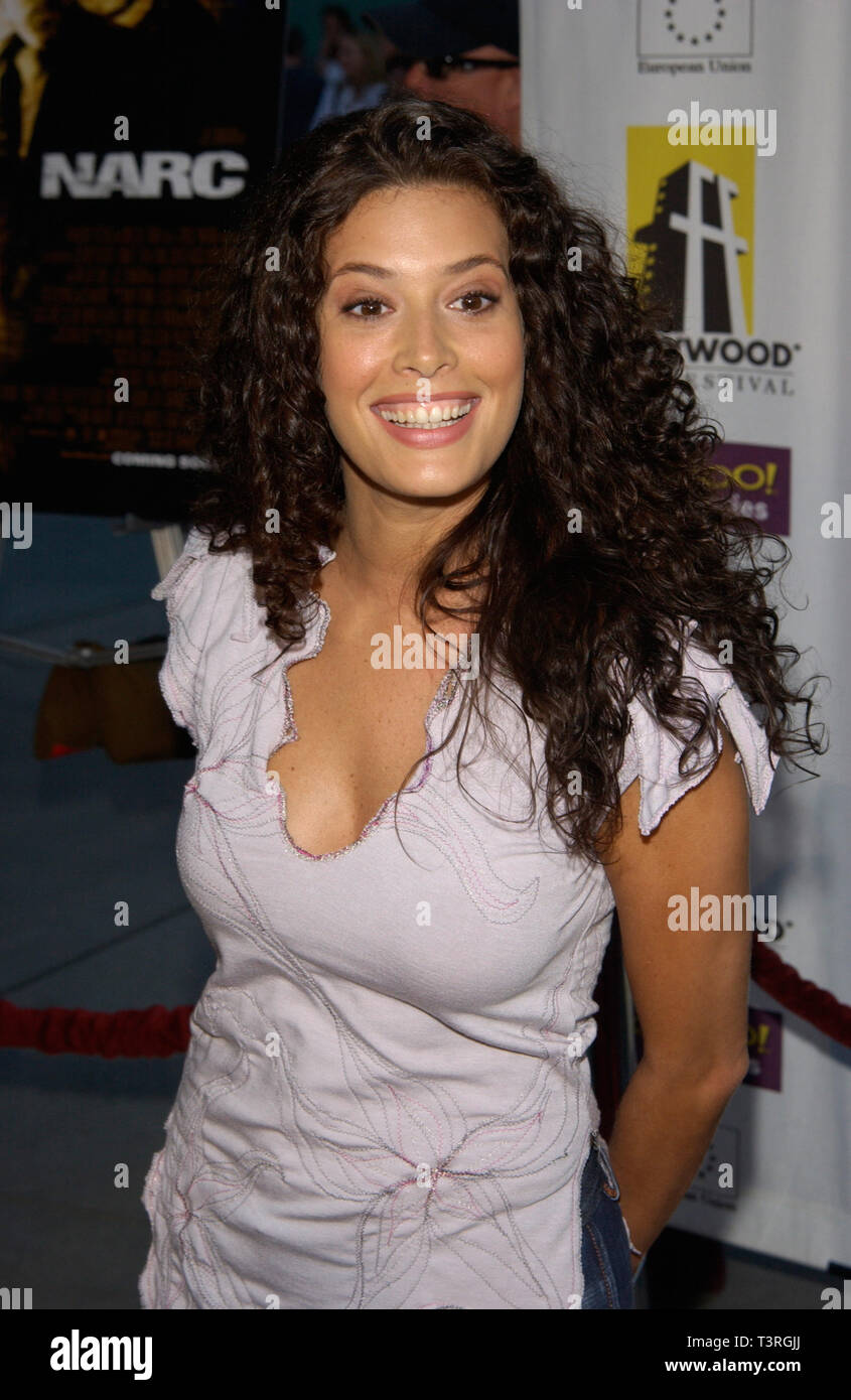 Angie Cepeda Scene los angeles, ca. october 06, 2002: actress angie cepeda at