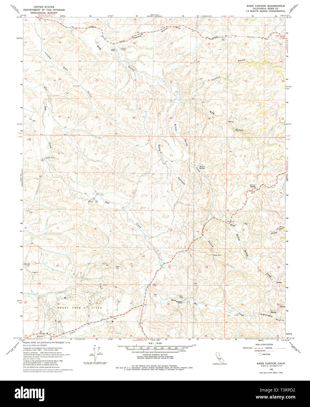 USGS TOPO Map California CA Sand Canyon 295061 1965 24000 ... Interstate Map on interstate 30 map, interstate map of mississippi and alabama, interstate 85 map, lincoln way map, new jersey route 1 map, interstate highway map, interstate 526 map, interstate 75 map, interstate 70 map, interstate 27 map, us highway 78 map, interstate 80 map, interstate 25 map, interstate 10 map, interstate 422 map, interstate 26 map, interstate 44 map, interstate 74 map,