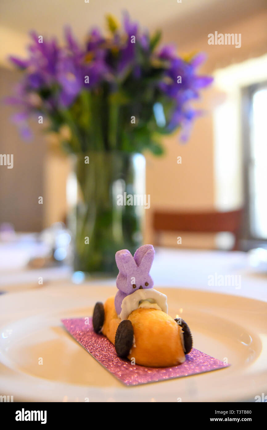 Easter Decorations Easter Flowers Easter Table Setting