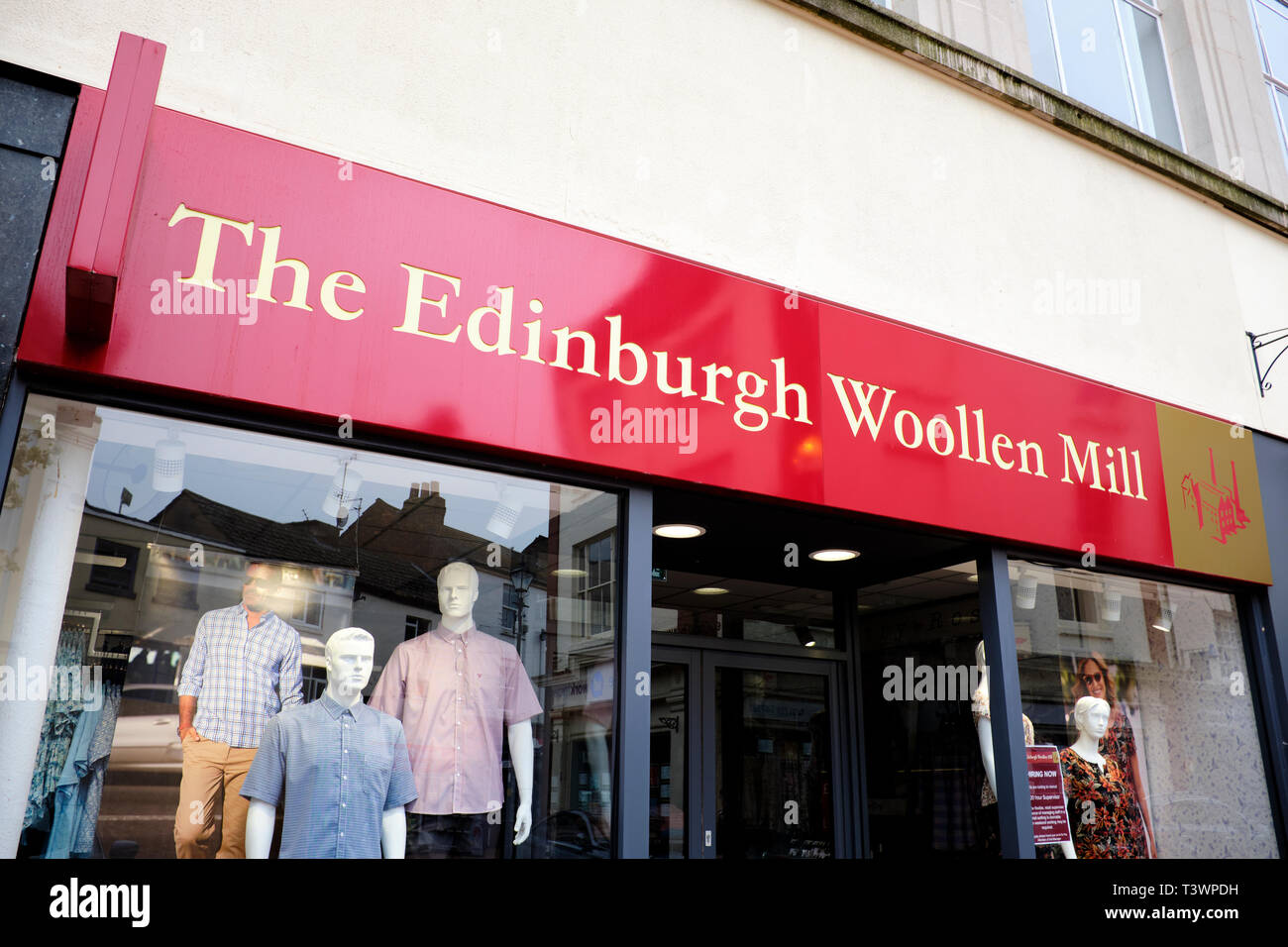 Edinburgh Woollen Mill High Resolution Stock Photography And Images Alamy