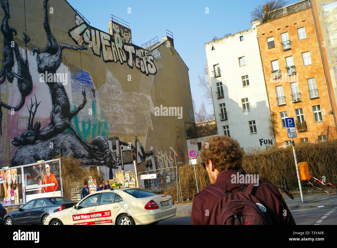 Kreuzberg Street View Stock Photos & Kreuzberg Street View
