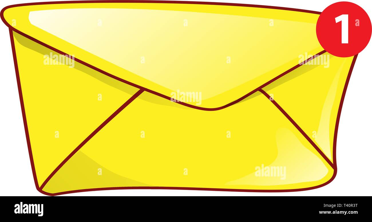 Envelope Clip Art