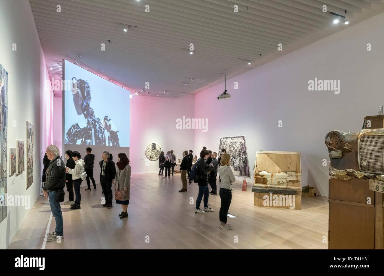 Museum Of Contemporary Art Tokyo Stock Photos Museum Of