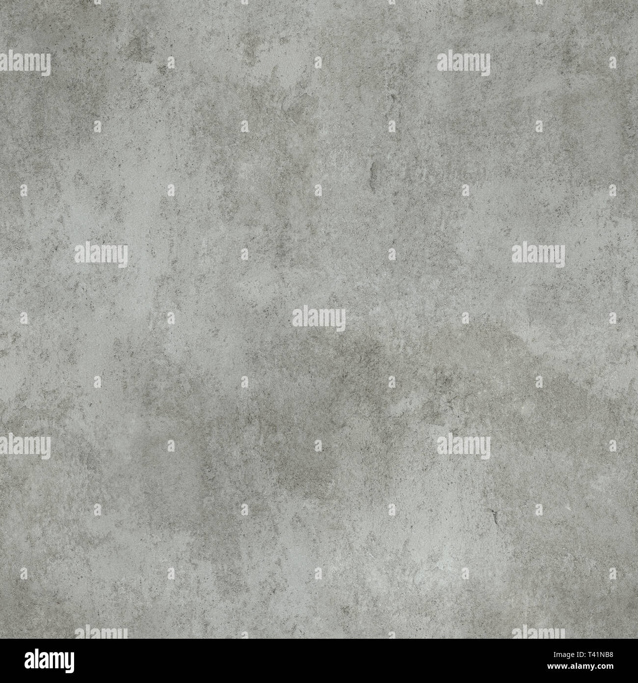 Seamless texture of concrete grunge wall pattern in 6k resolution - Stock Image