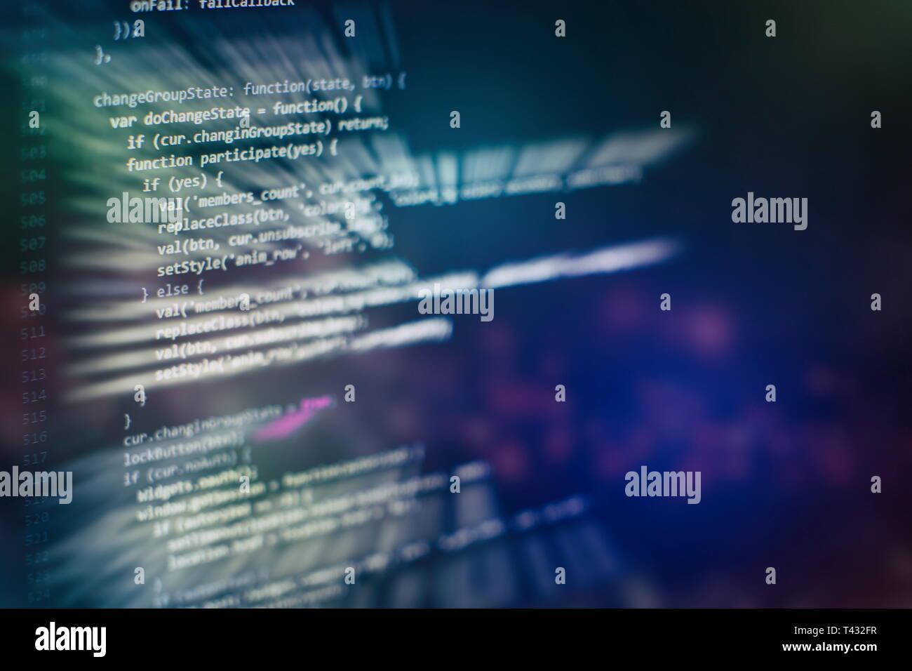 Source Code Stock Photos & Source Code Stock Images - Alamy