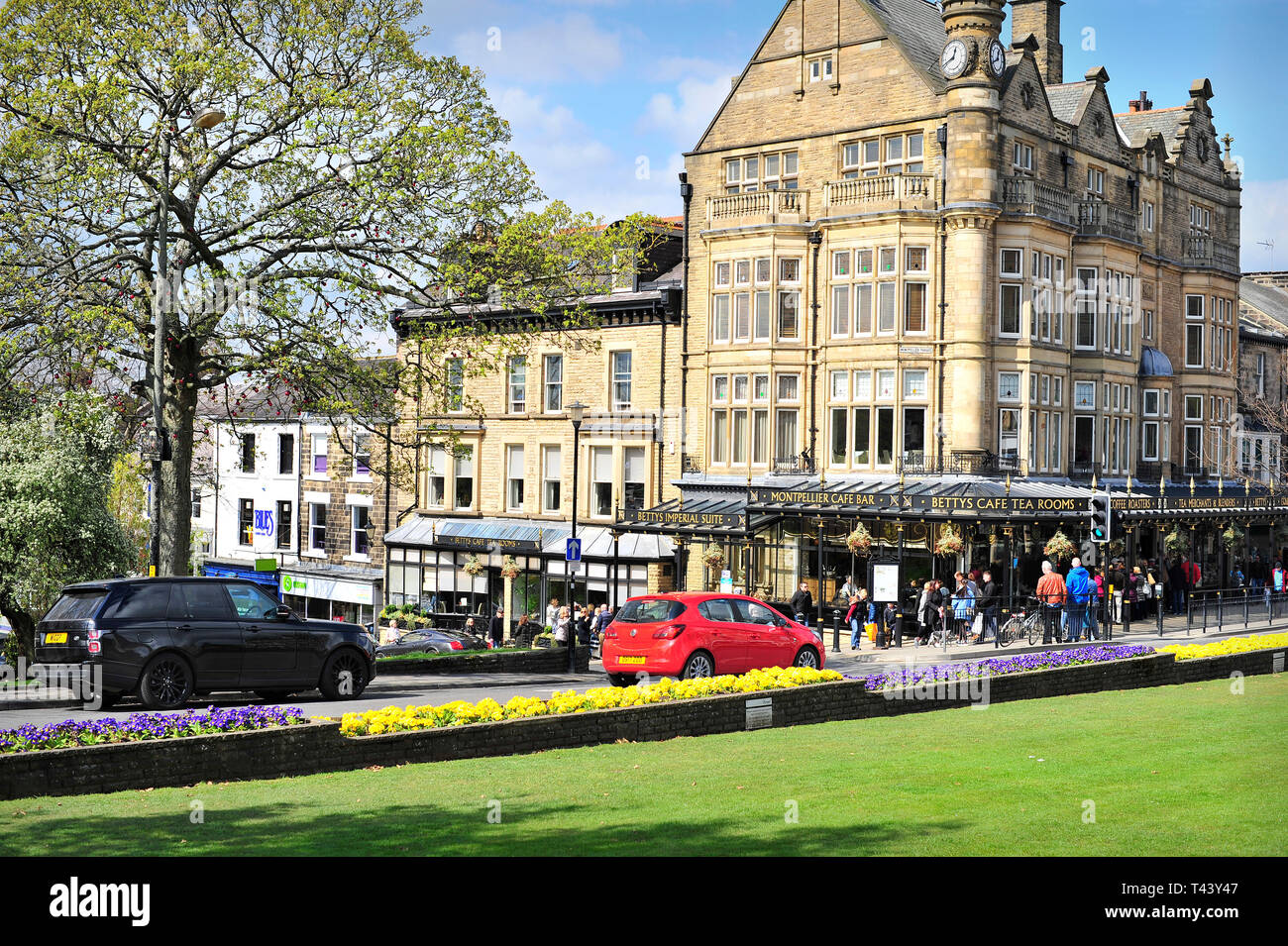 Harrogate North Yorkshire England UK - Stock Image