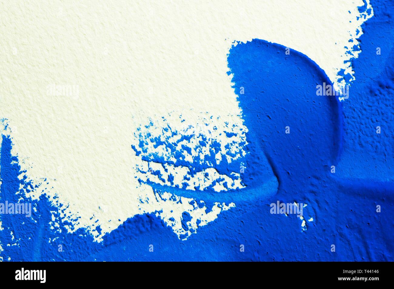 Malerei_sw - Stock Image