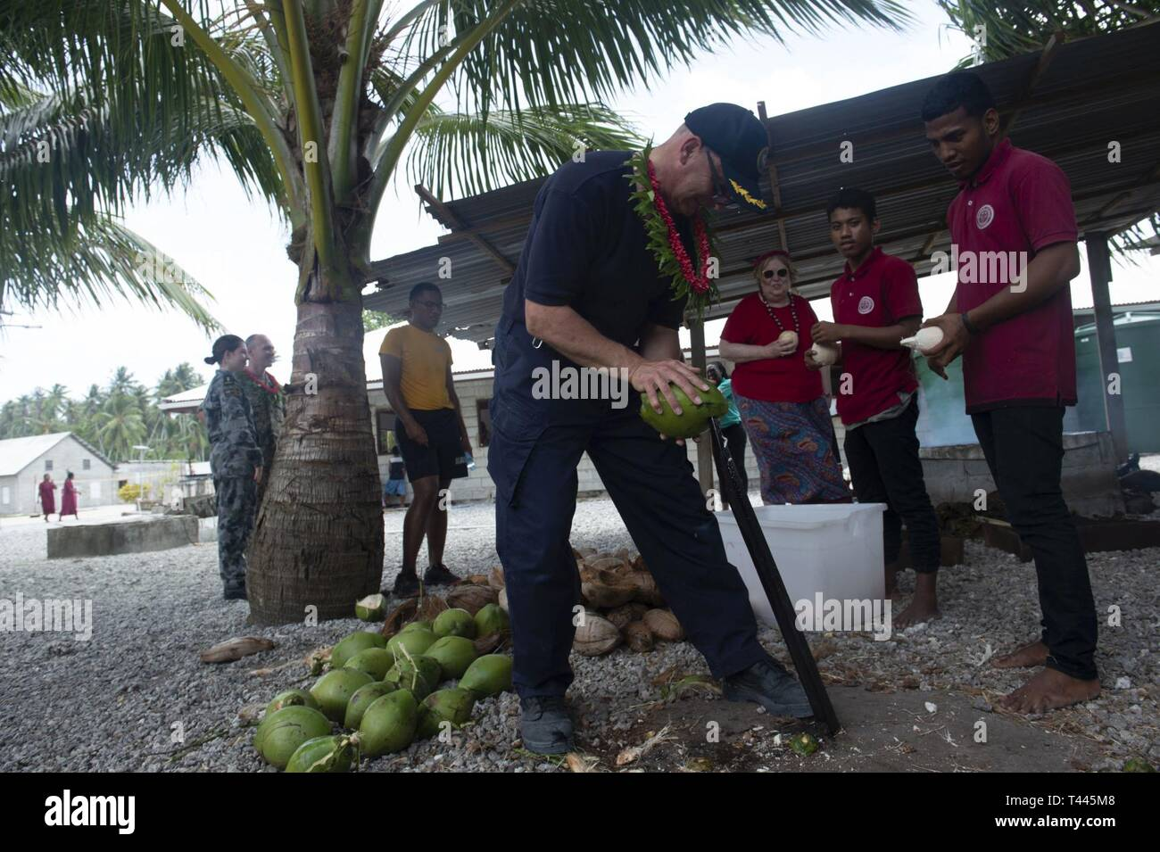 Coconut Works Stock Photos & Coconut Works Stock Images - Alamy