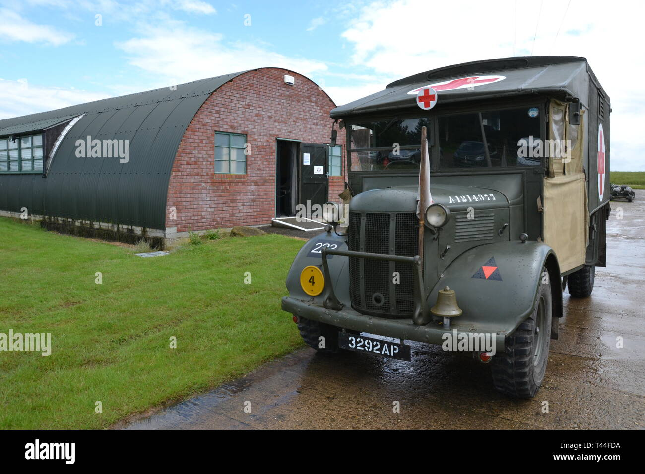 Debach Airfield Museum, 493rd Bomb Group, Suffolk, UK  Home