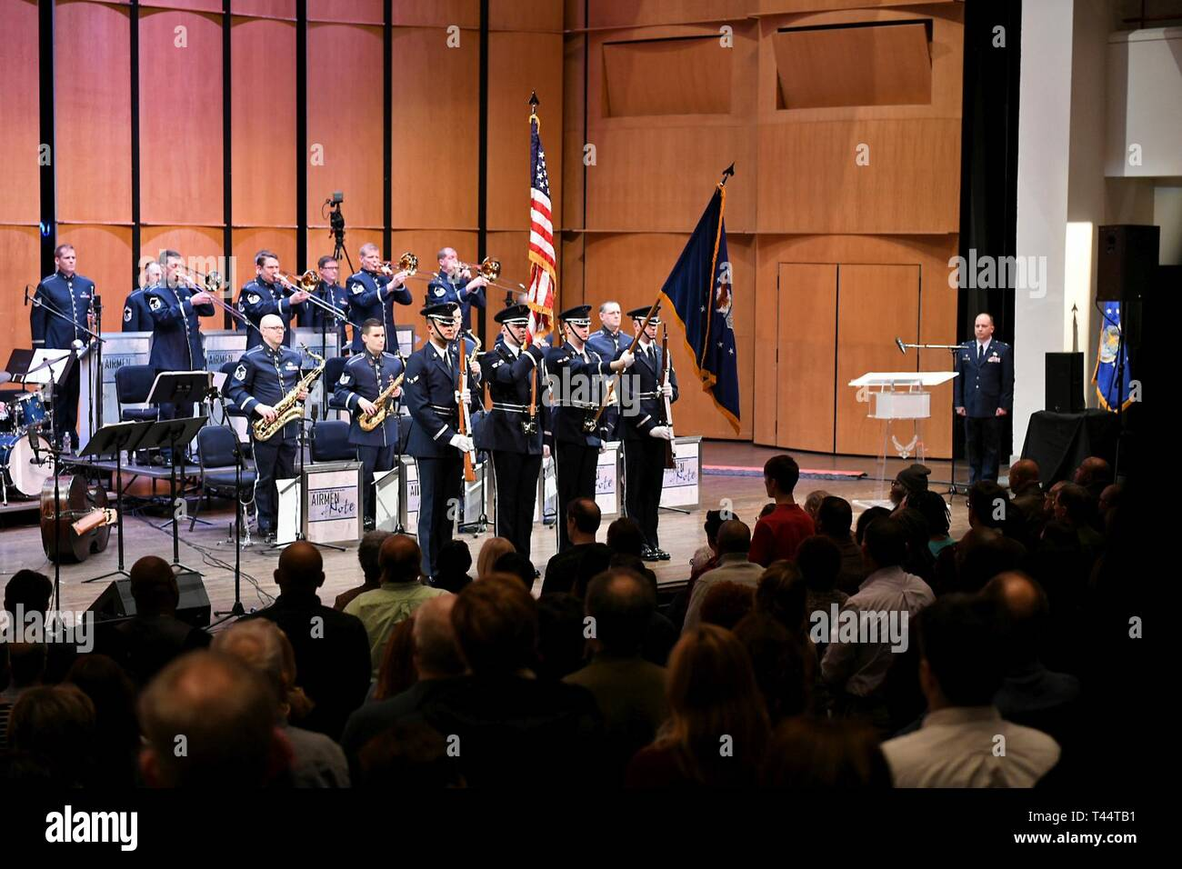 The Airmen of Note, U S  Air Force Band's premier jazz ensemble