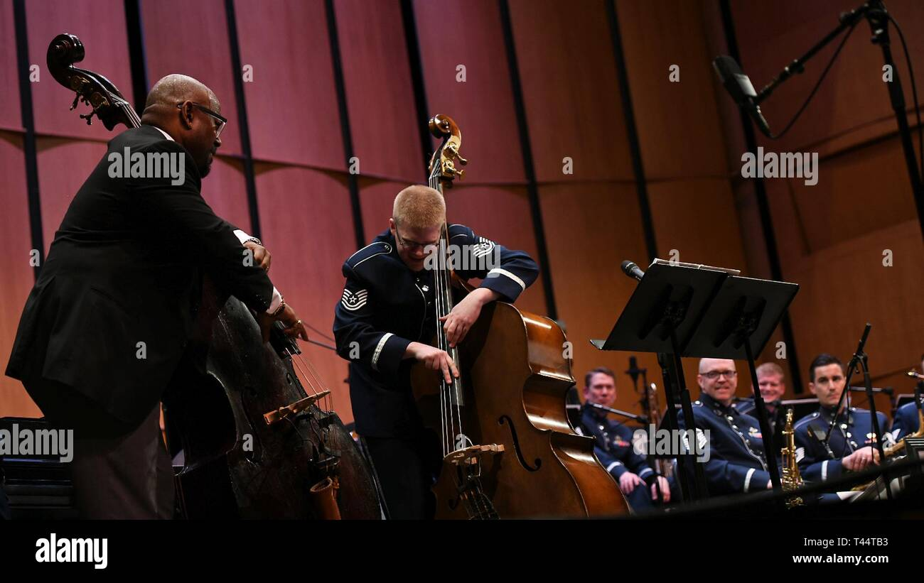 Tech  Sgt  Cameron Kayne, U S  Air Force Band's Airmen of Note