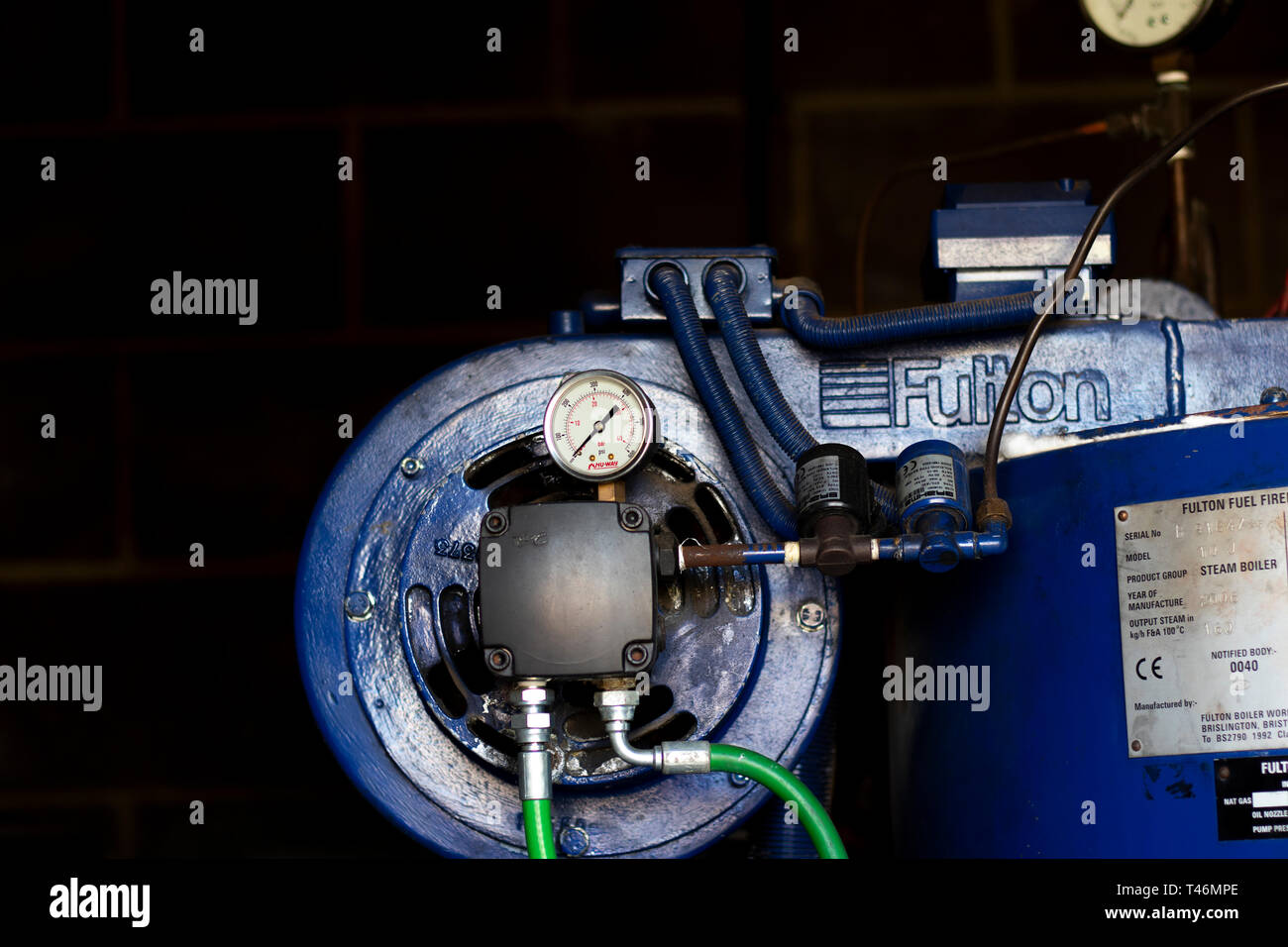 Boiler Works Stock Photos Amp Boiler Works Stock Images Alamy