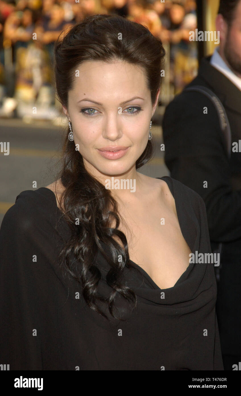 Lara Croft Angelina Jolie Stock Photos Lara Croft Angelina