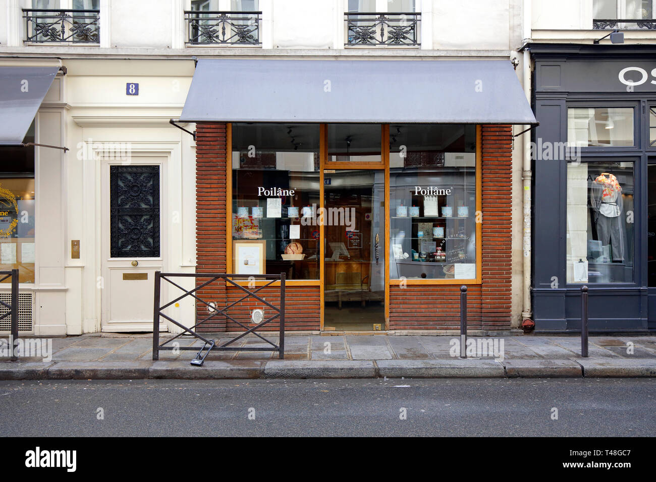 23 Rue Du Cherche Midi paris bakery stock photos & paris bakery stock images - alamy