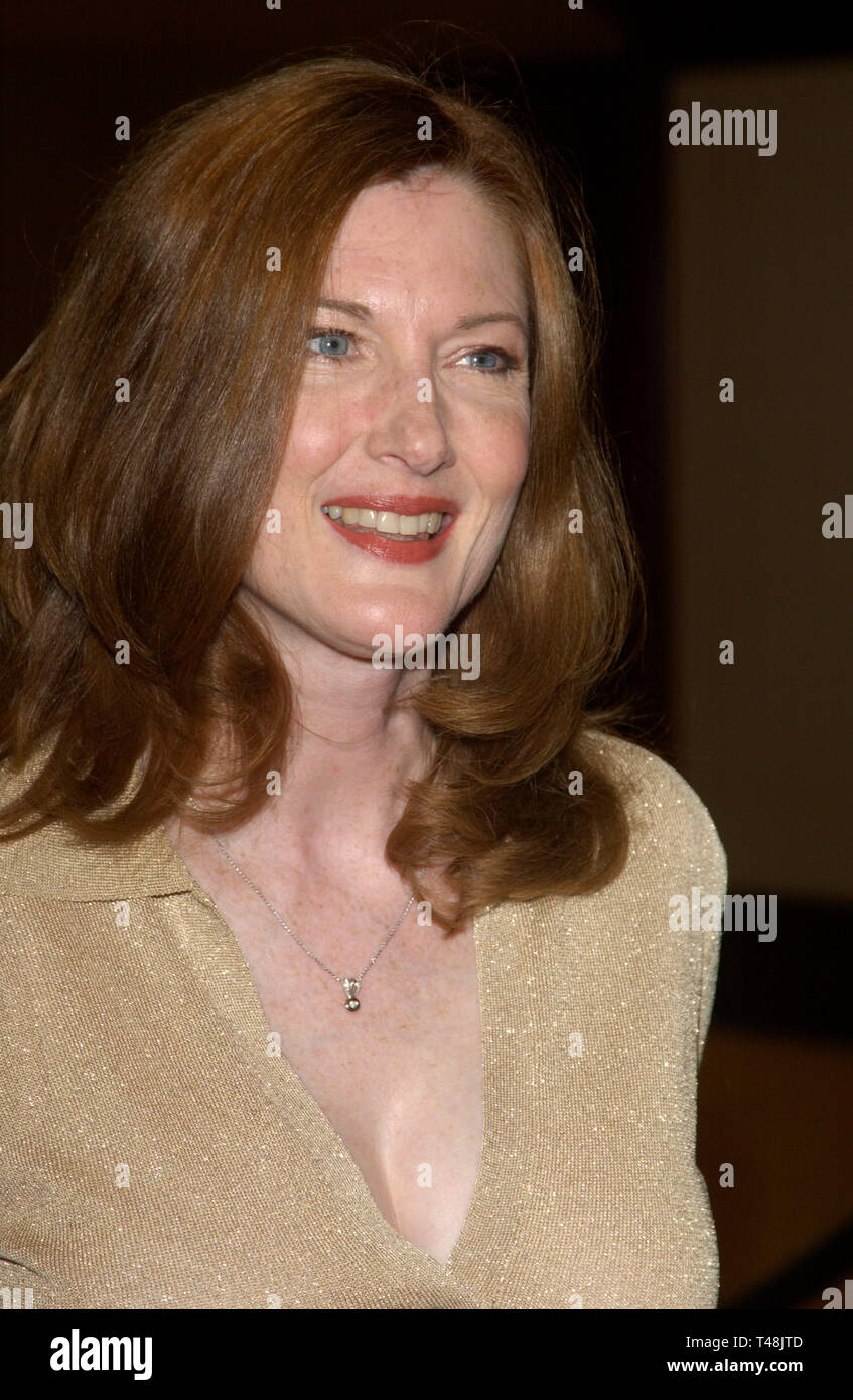 LOS ANGELES, CA. September 25, 2003: Actress ANNETTE O'TOOLE at the National Multiple Sclerosis Society's 29th Annual Dinner of Champions honoring Bob and Harvey Weinstein. Stock Photo
