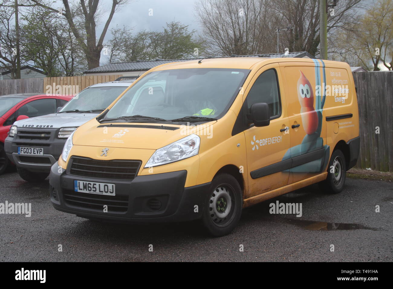 Peugeot Van High Resolution Stock Photography and Images - Alamy