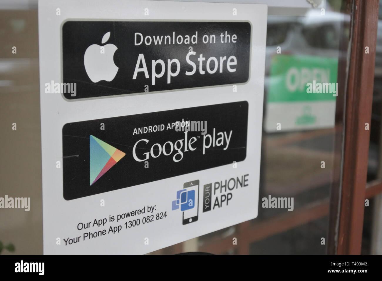 Google Play Store Stock Photos & Google Play Store Stock