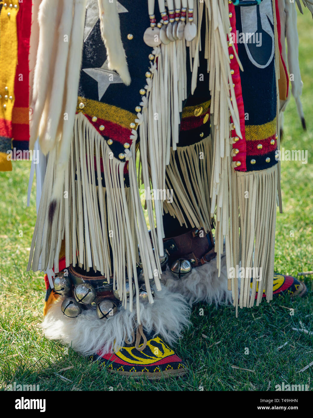 2019 Chumash Day Powwow and Intertribal Gathering, Malibu, California, April 13, 2019 - Stock Image