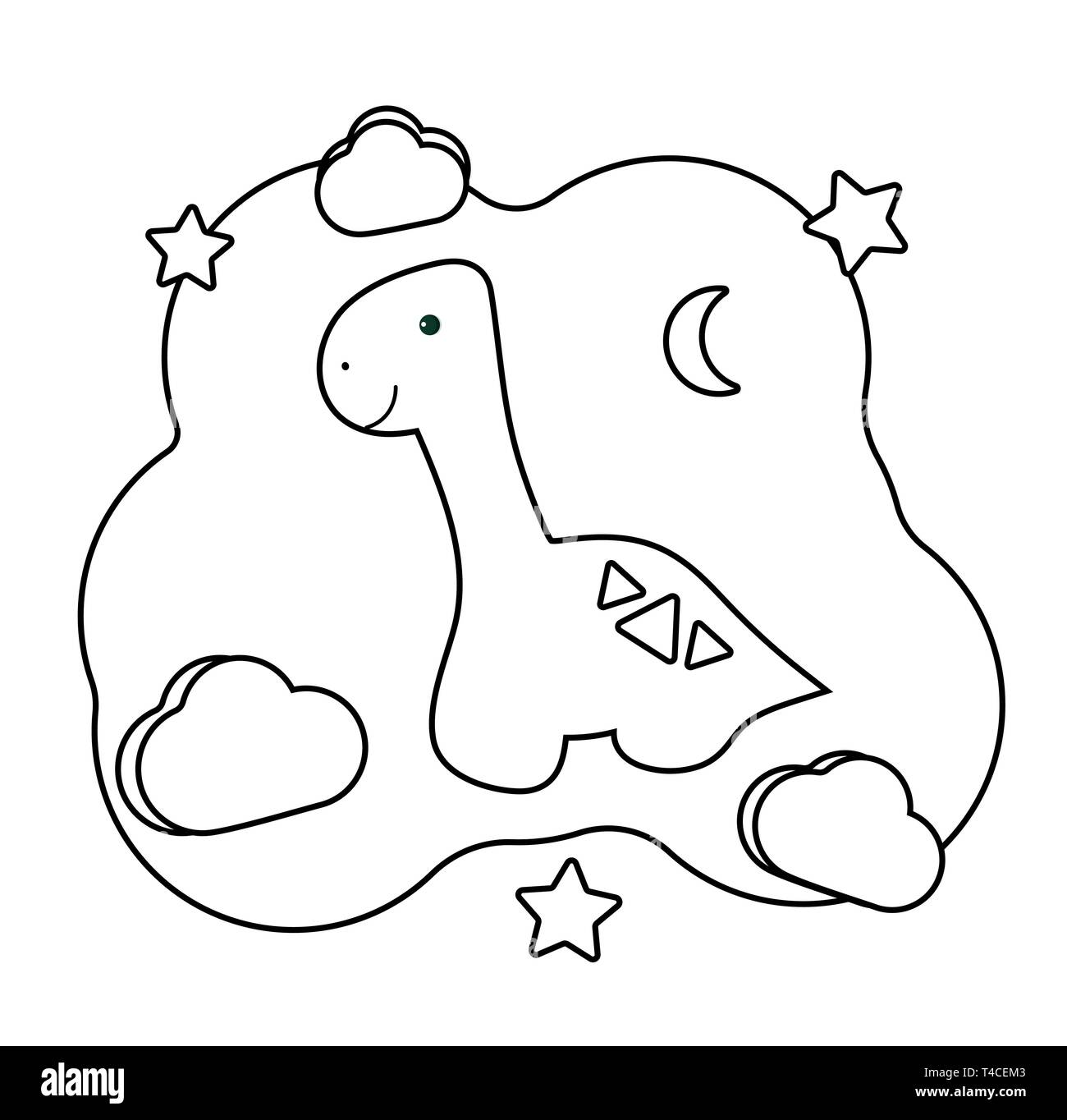 picture relating to Printable Dinosaur Pictures titled Lovable dino. Coloring web site with Dinosaur. Printable sport upon