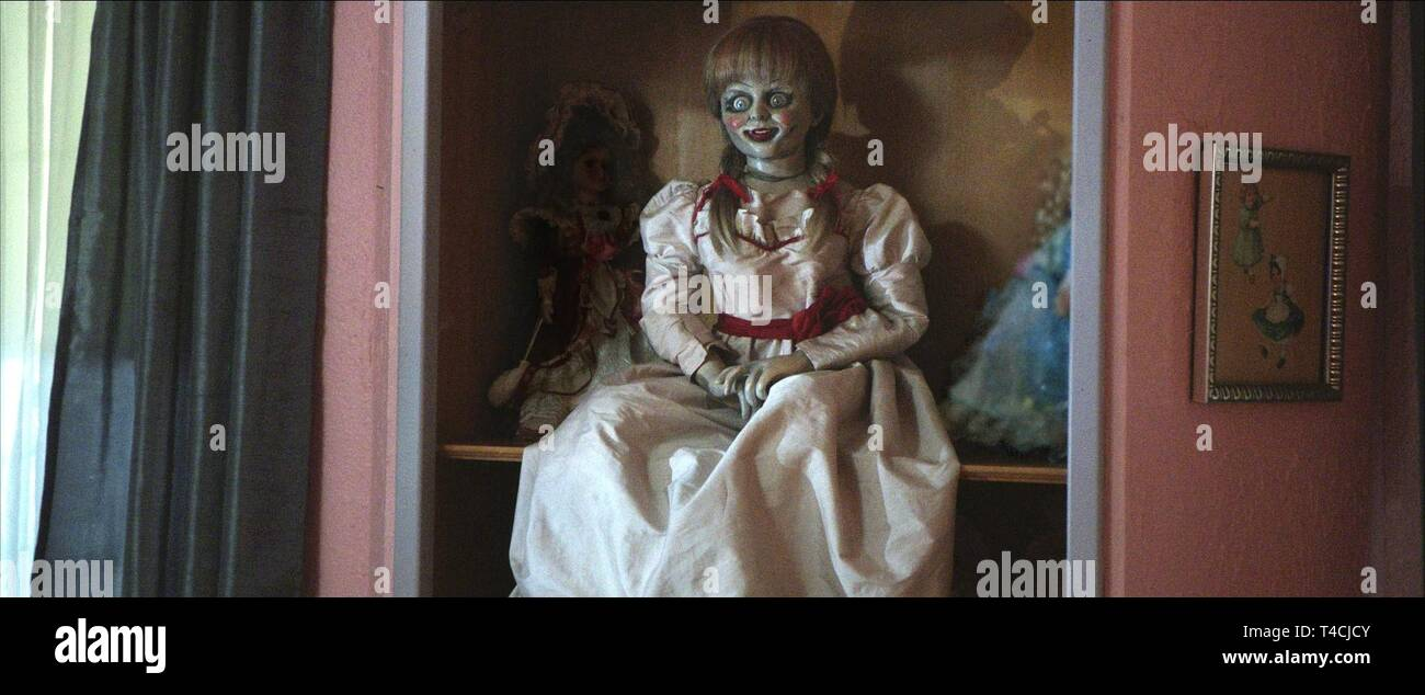 Annabelle Movie High Resolution Stock Photography And Images Alamy