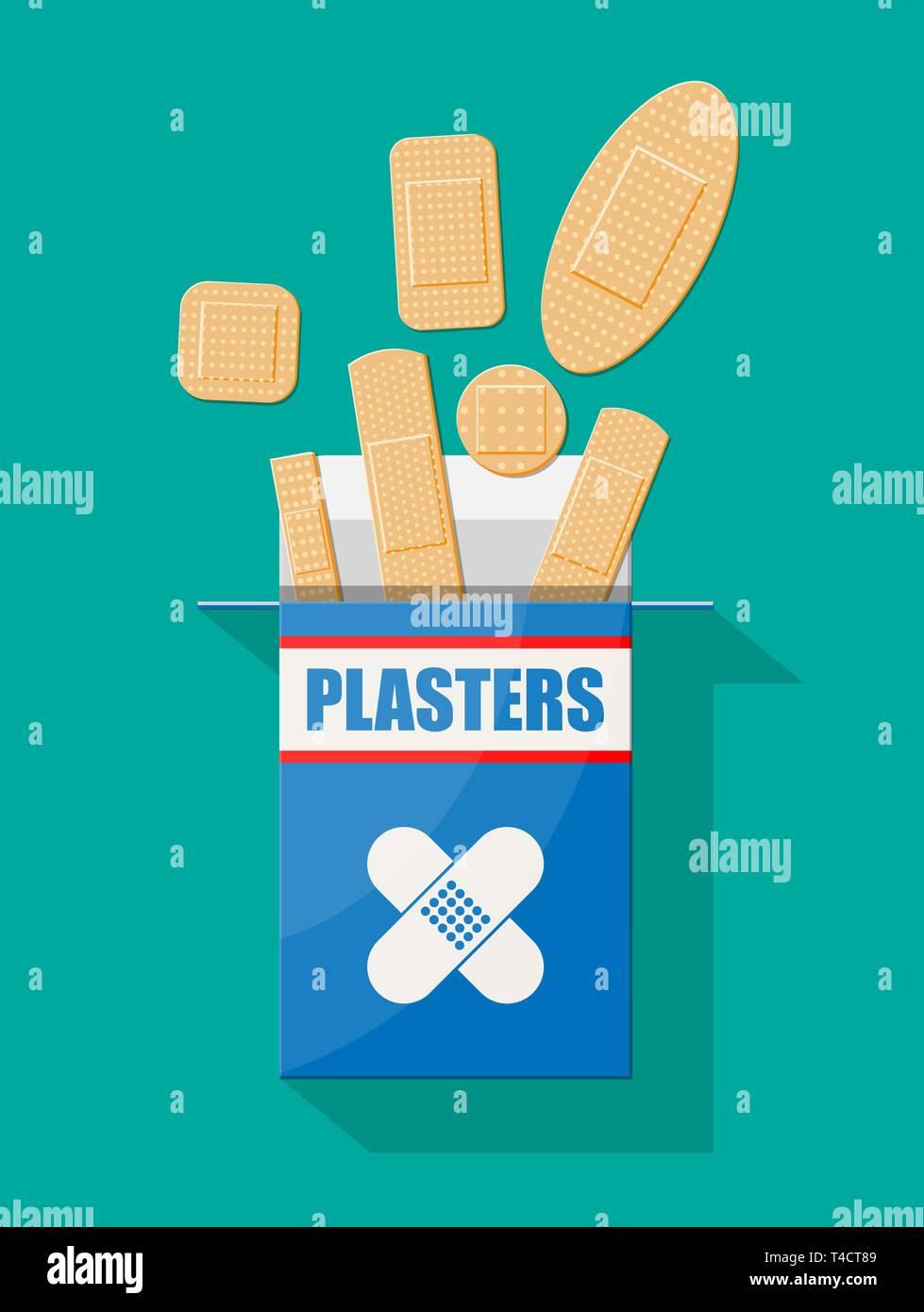 Plasters Box Stock Photos & Plasters Box Stock Images - Alamy