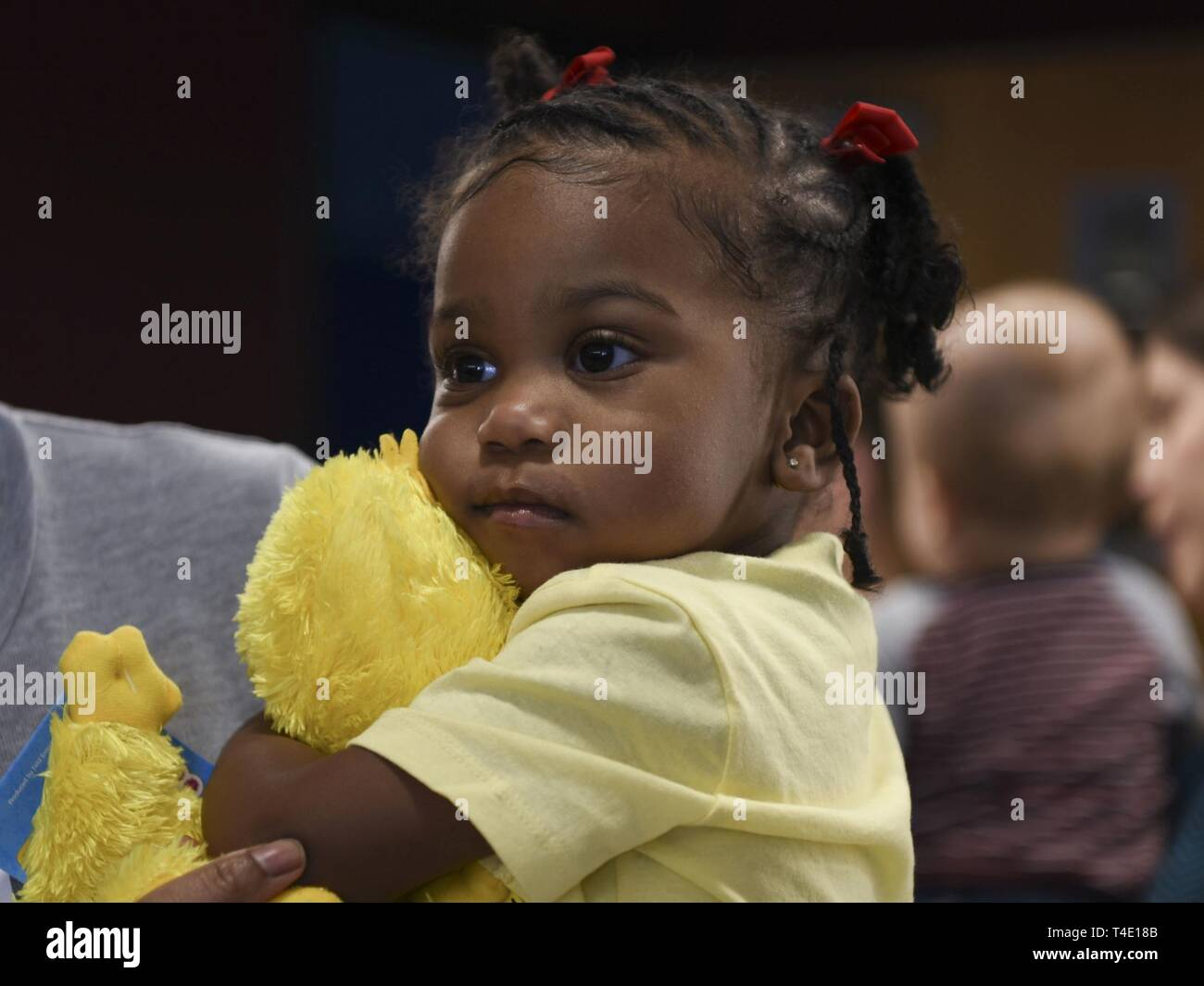 Bailey Lawson 1 Holds A Big Bird At The Sesame Street Live