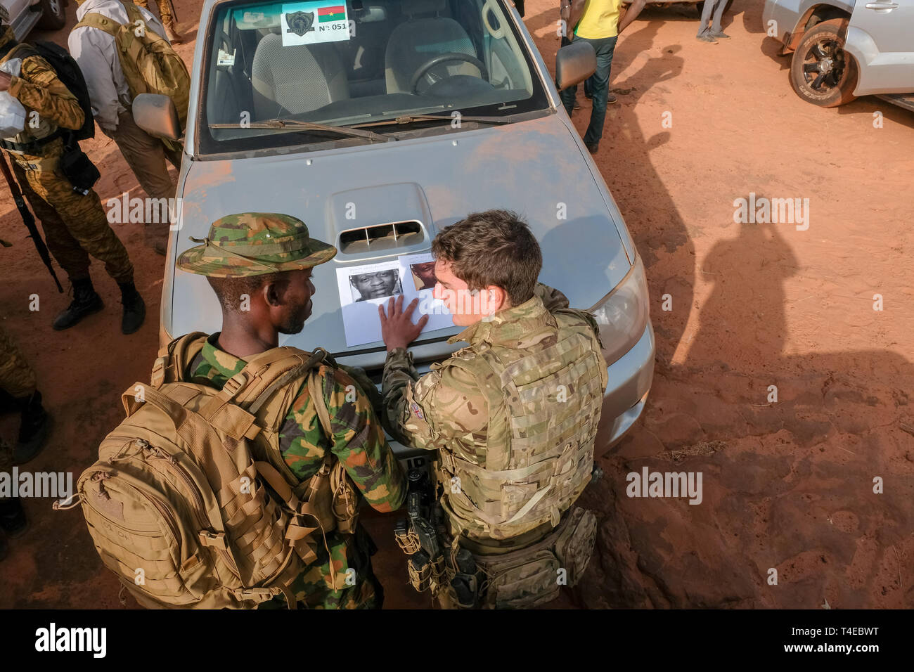 Nigerian Soldiers Stock Photos & Nigerian Soldiers Stock Images - Alamy