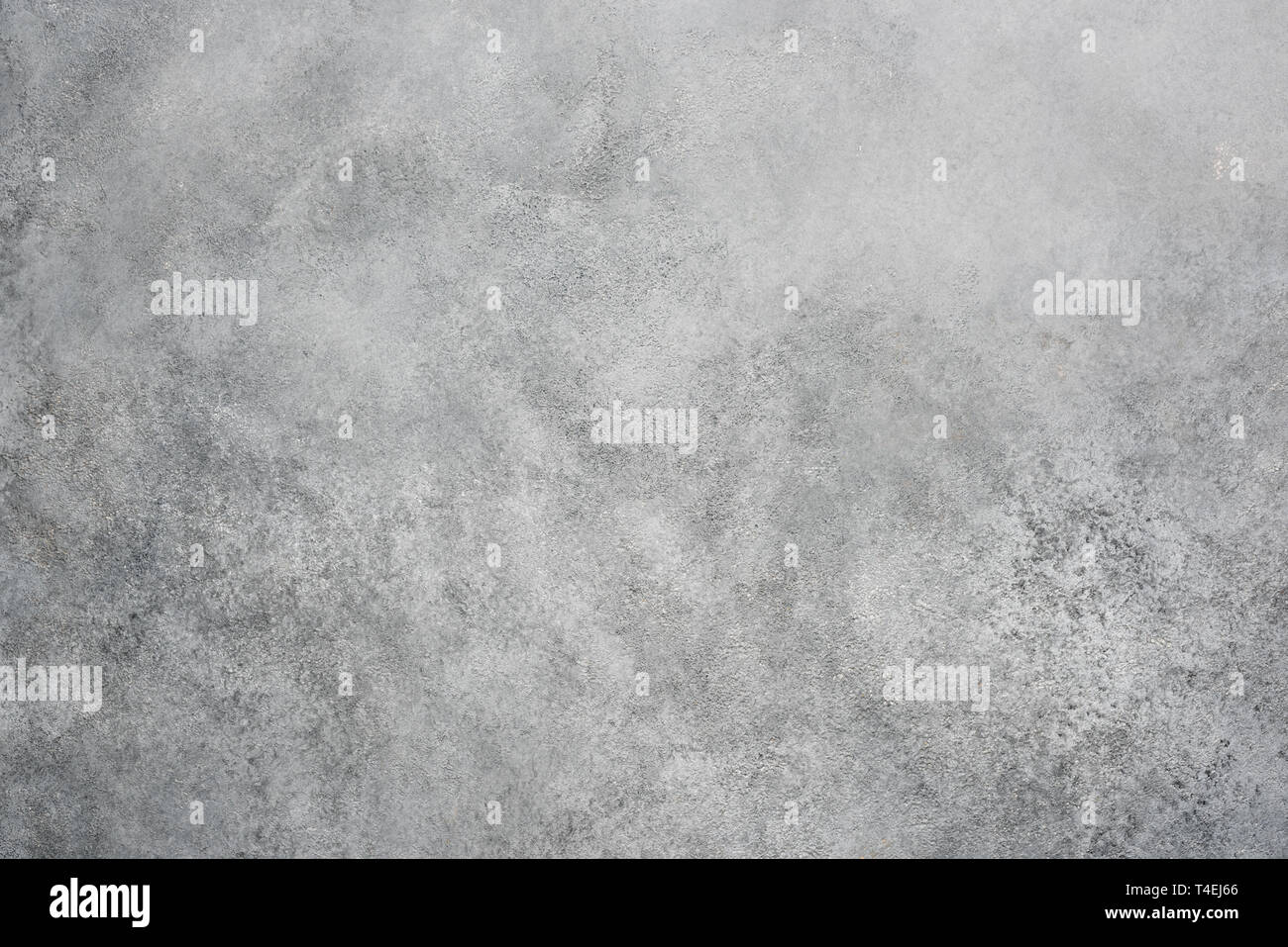 Grey concrete background or texture high resolution. Horizontal orientation, copy space for text - Stock Image
