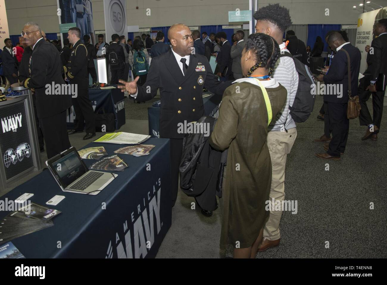 National Society Of Black Engineers Stock Photos & National