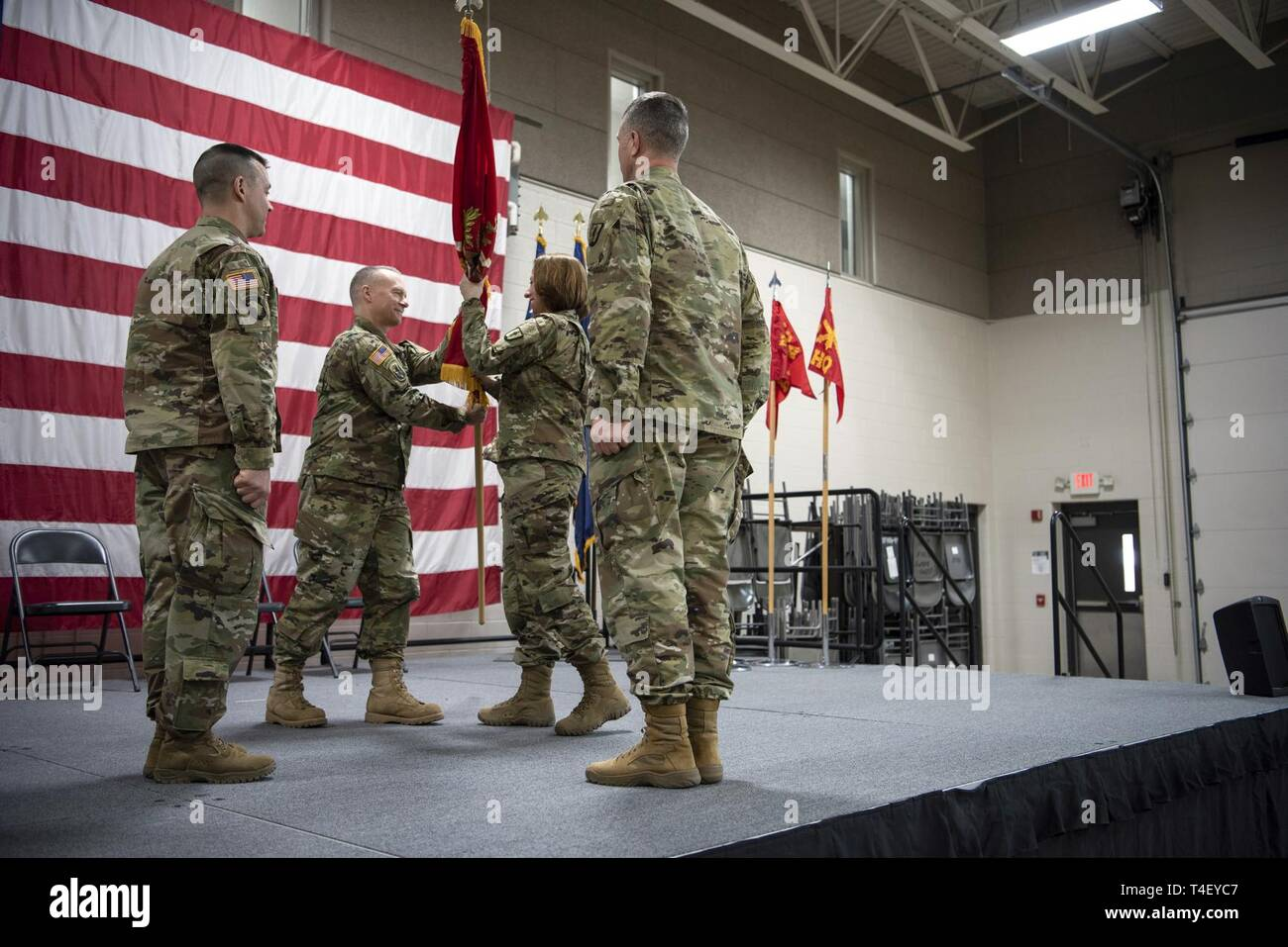 New Military Forces Commander Stock Photos & New Military