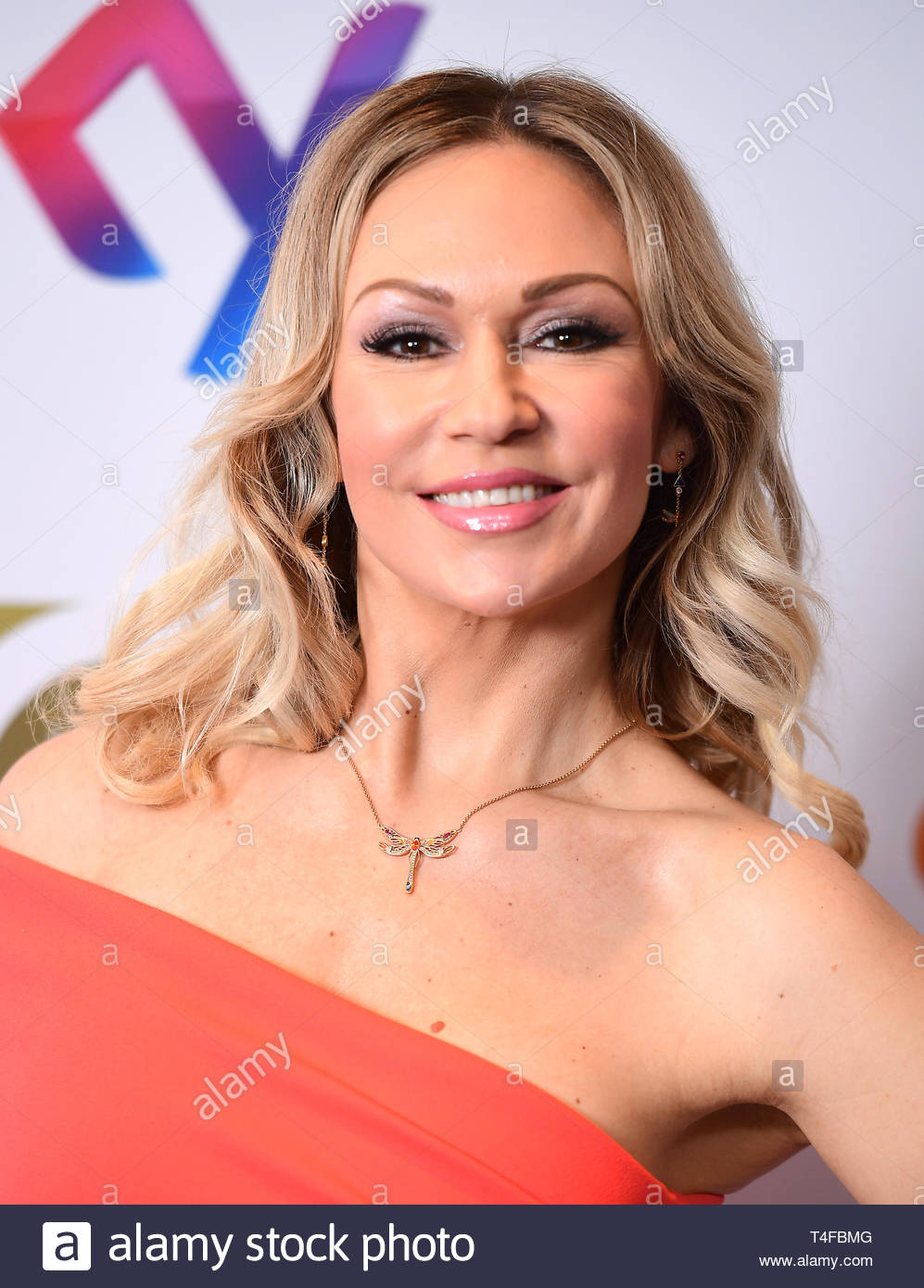File photo dated 12/03/19 of Kristina Rihanoff, who has said Nicole Scherzinger would be a good replacement for Dame Darcey Bussell on the Strictly Come Dancing judging panel. - Stock Image