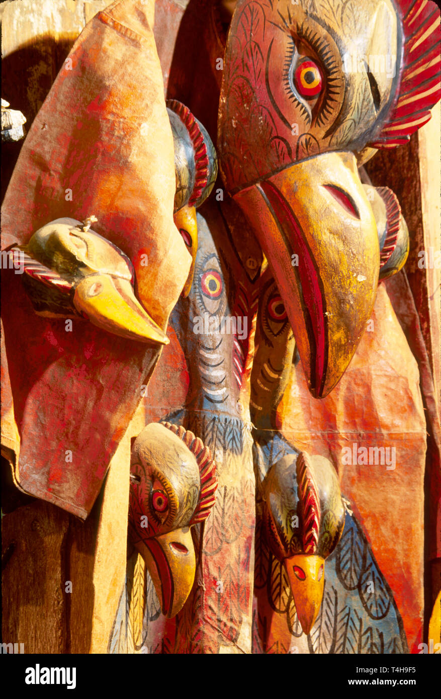 Arizona Scottsdale Shades of gifts Guerra Native Mexico Tribe regalia for sale - Stock Image