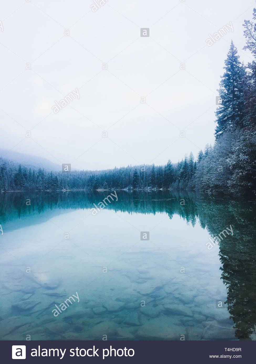 body of water - Stock Image