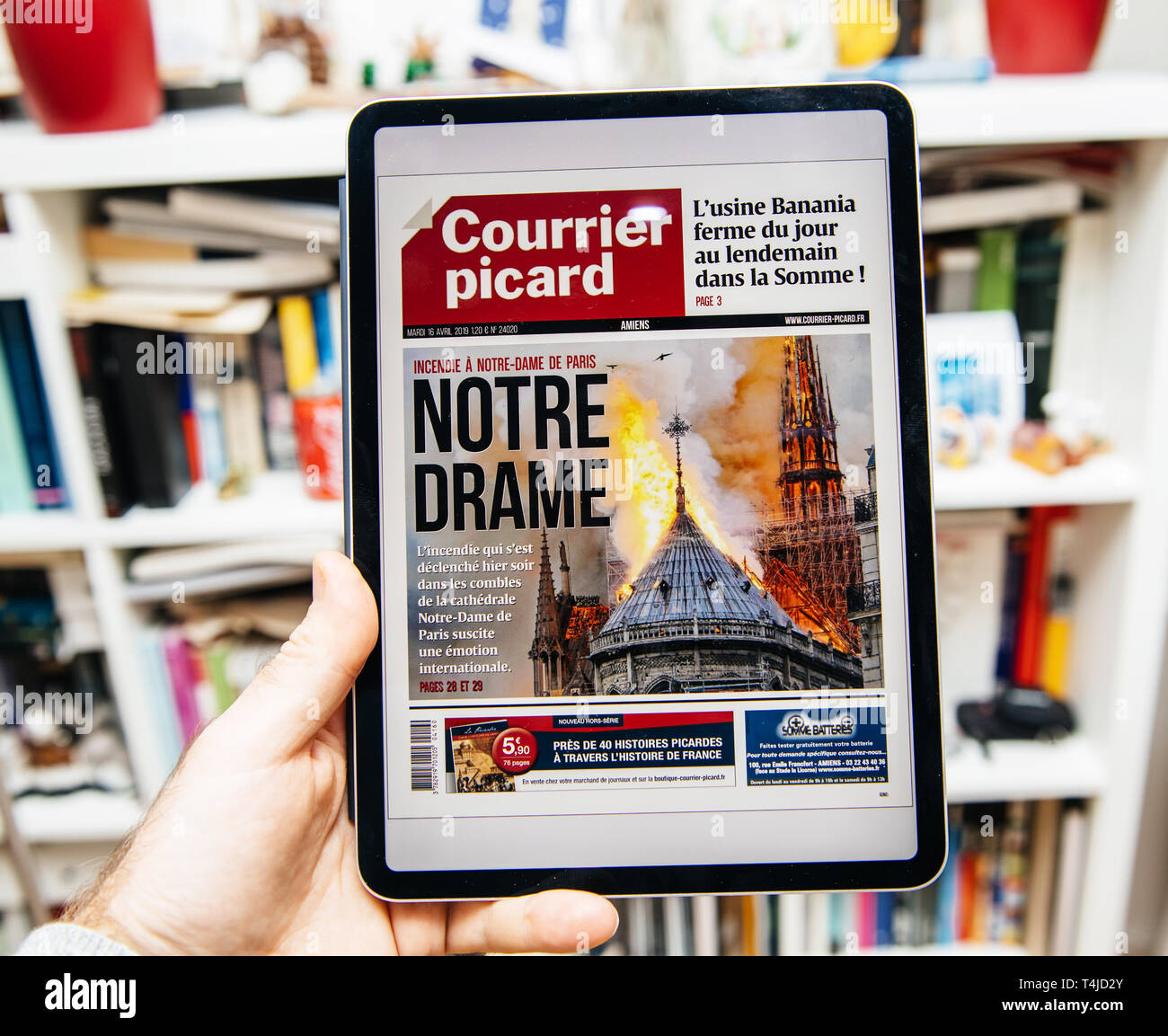 Famous French Screen Stock Photos & Famous French Screen