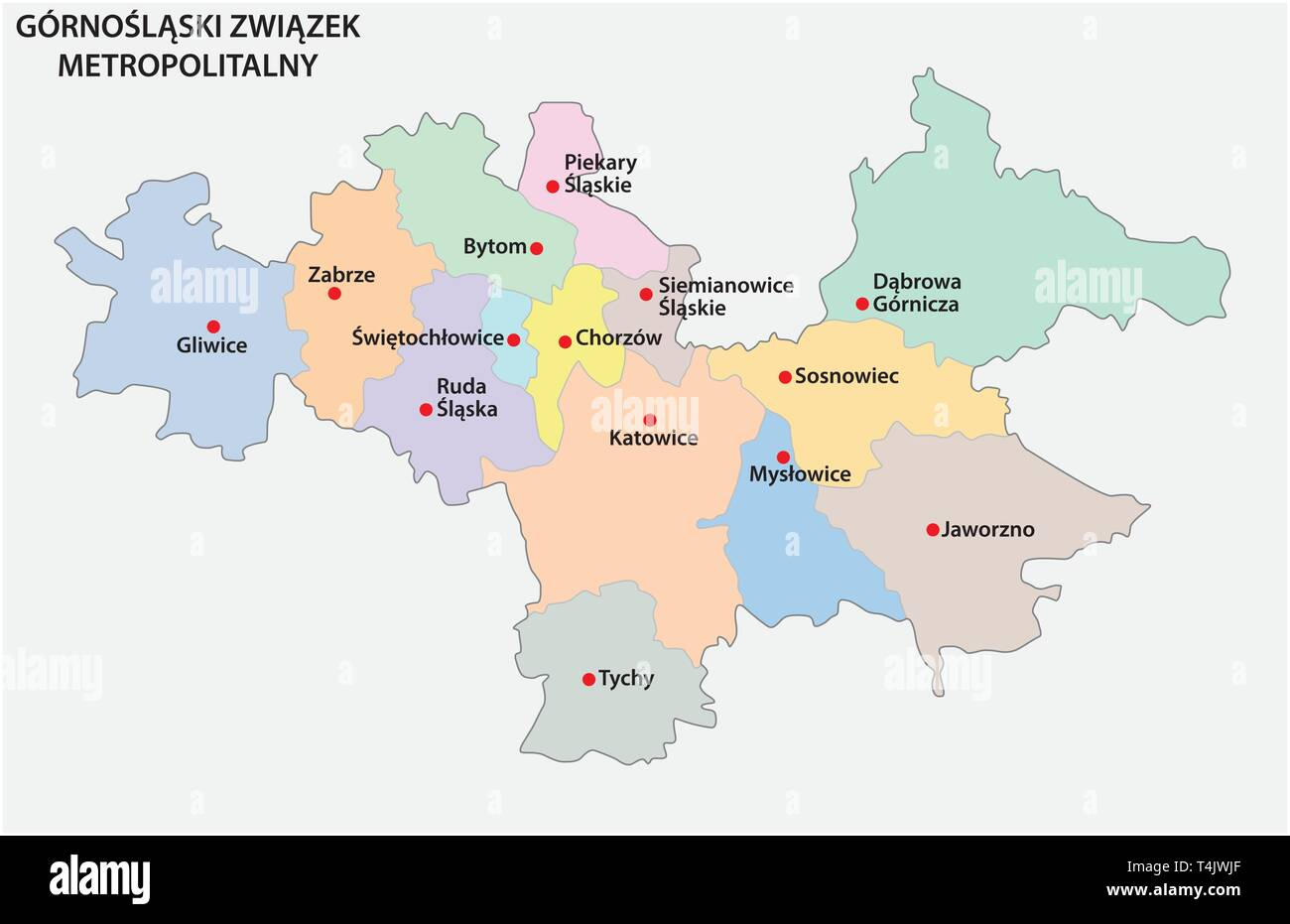 Upper Silesia High Resolution Stock Photography And Images Alamy