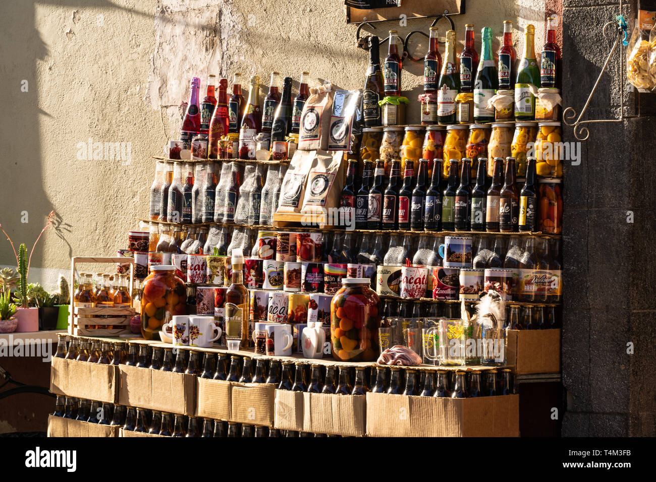 Mexican products from Puebla Stock Photo: 243845599 - Alamy