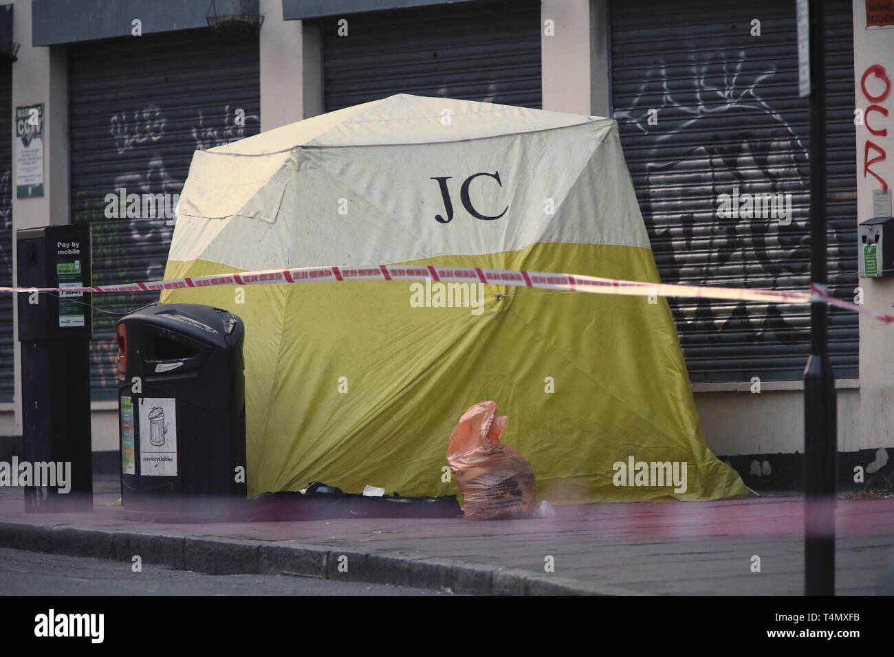 Police Tent Stock Photos & Police Tent Stock Images - Alamy