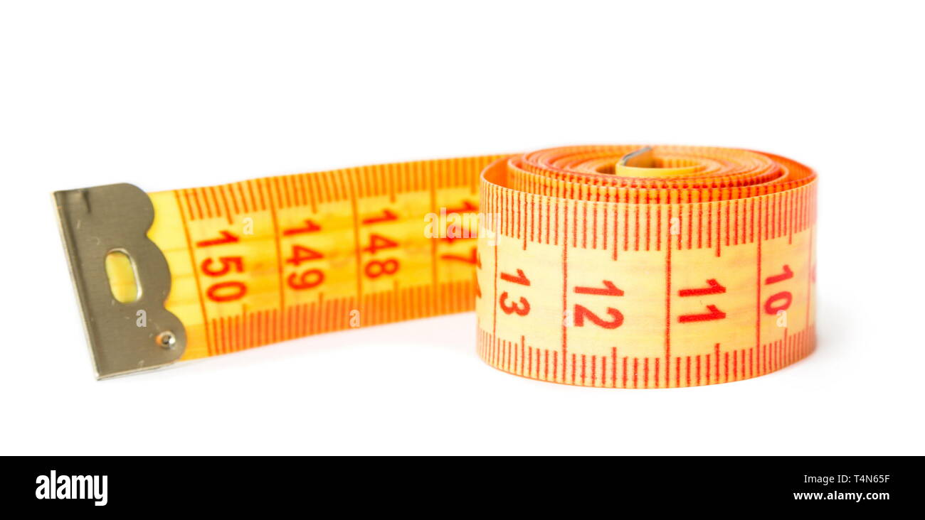 Meter isolated on the white - Stock Image