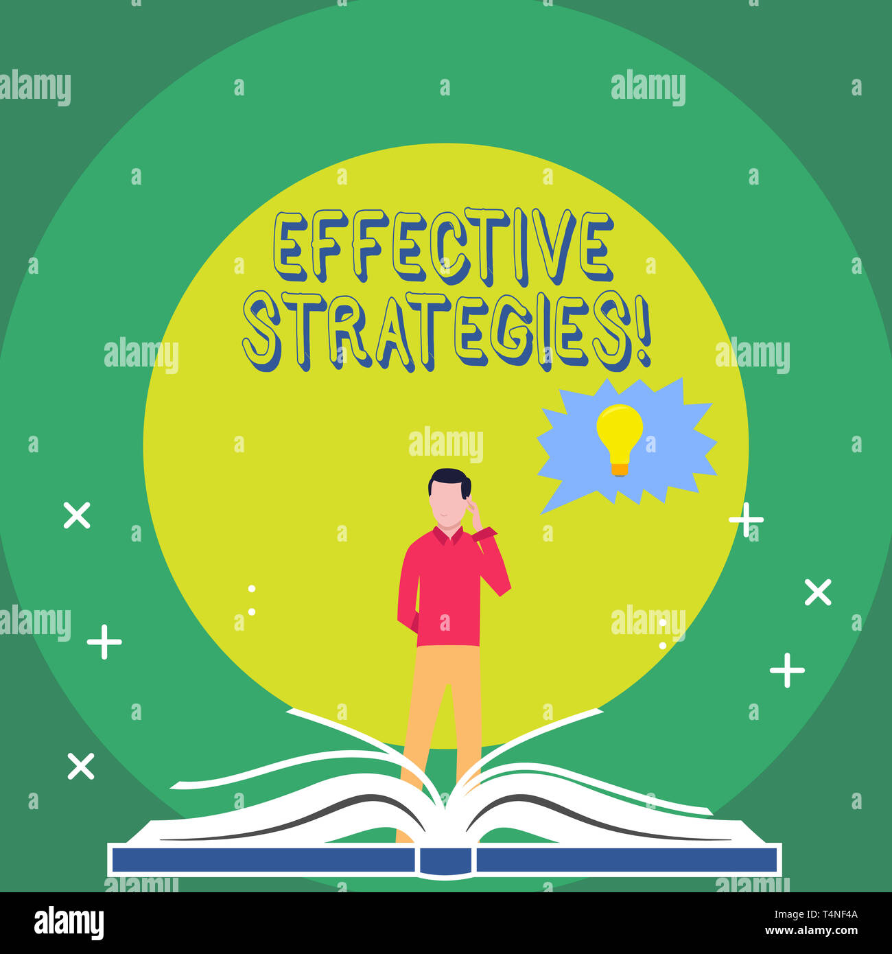 Word writing text Effective Strategies  Business photo