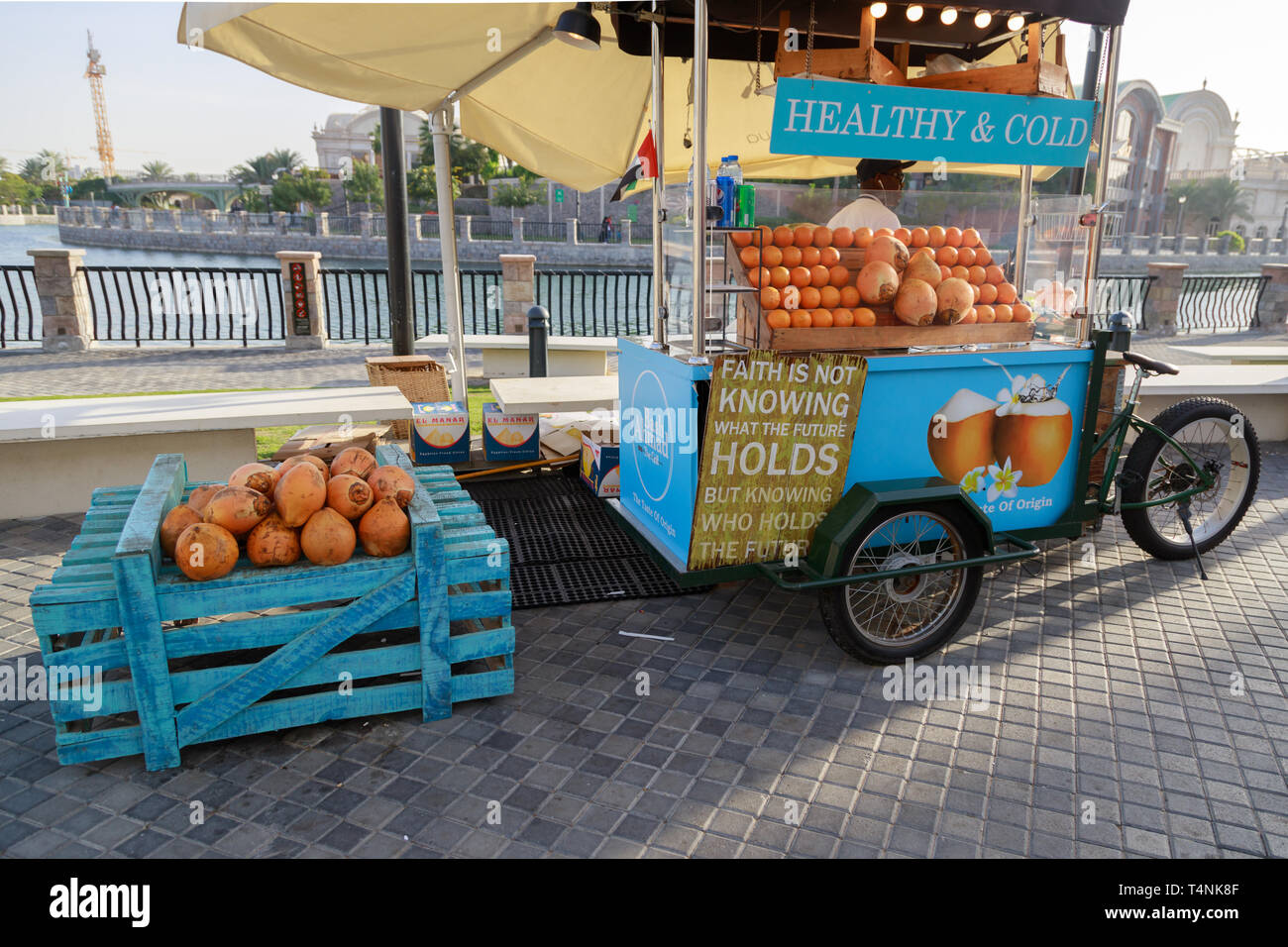 Fruit Stall Emirates Stock Photos & Fruit Stall Emirates