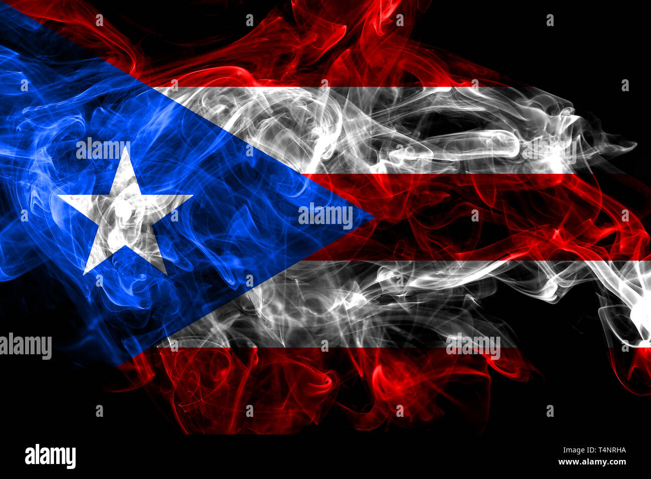 Flag Puerto Rico Football Soccer Stock Photos Flag Puerto Rico