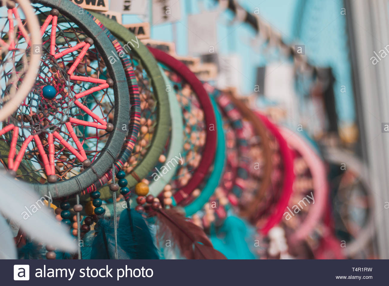Dream Catchers Stock Photos & Dream Catchers Stock Images