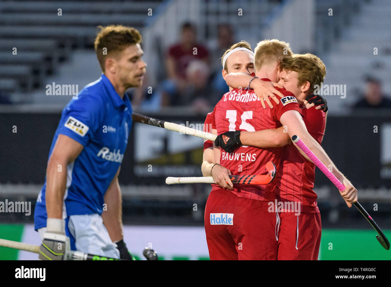 Eindhoven 18 04 2019 Euro Hockey League 2019 Venue Hc Oranje