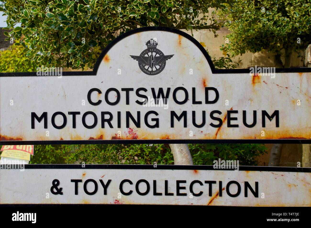 Cotswolds Motoring Museum Stock Photos & Cotswolds Motoring Museum