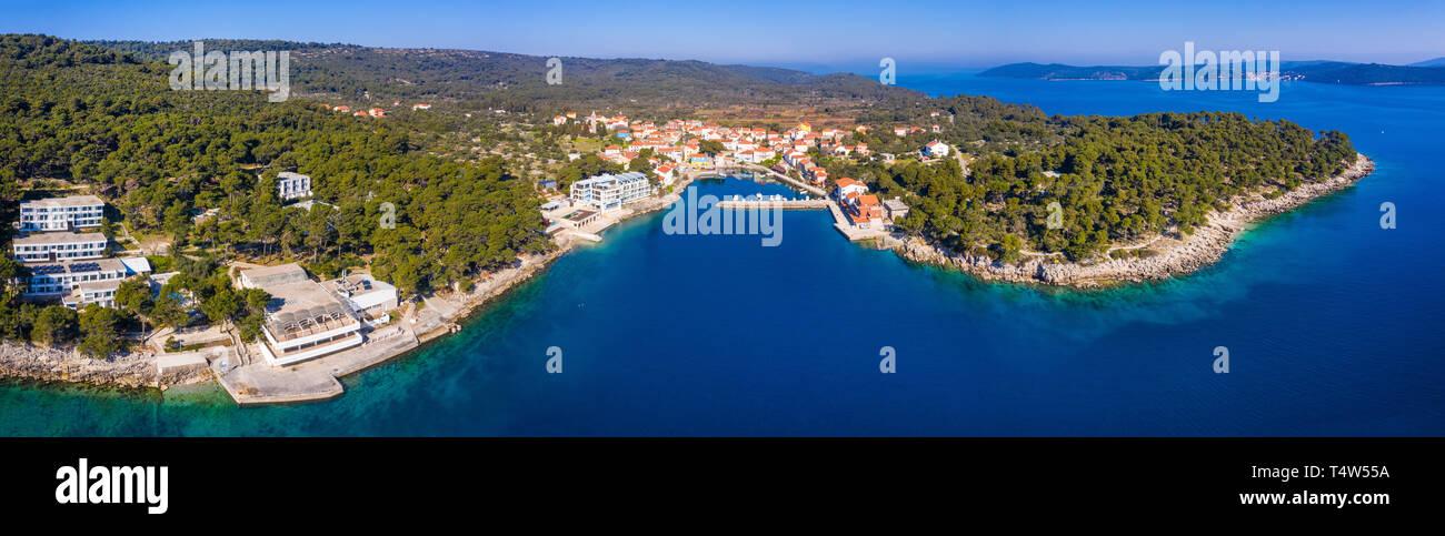 Božava, island Dugi otok, Croatia - Stock Image